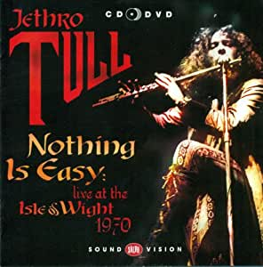 Nothing Is Easy: Live At The Isle Of Wight 1970 (CD + DVD)