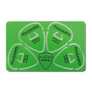 PIKCARD PRO SERIES-GREEN(0.88mm)