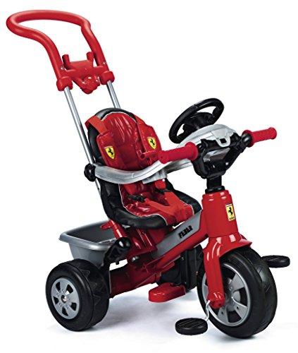 三輪車 トライク・フェラーリ公認 Feber Ferrari Trike 【並行輸入品】