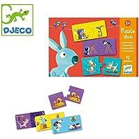 DJECO(ジェコ) パズルデュオ オポセット DJ08162