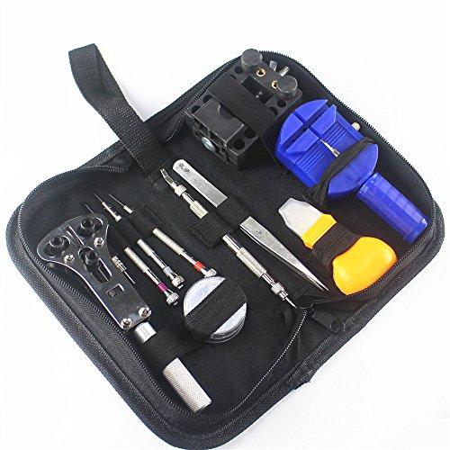 FindNew 腕時計修理工具セット ウォッチツール 時計修...