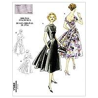 ミスのドレス - AA (6-8 - 10-12) パターン