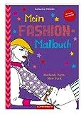 Mein Fashion-Malbuch: Shootings around the World: Mailand, Paris, New York