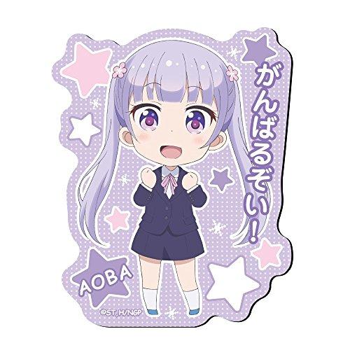 TVアニメ NEW GAME! マグネットシート デザイン01 涼風青葉