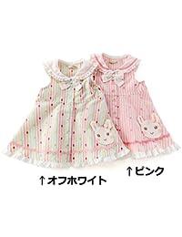 coeur a coeur (クーラクール ) ワンピース (80~100cm) キムラタンの子供服 (44109-181b) ピンク 95