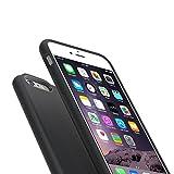 【iPhone 6s Plus / 6 Plus ケース】 Anker SlimShell スリム & 軽量保護ケース  New iPhone 6s Plus / 6 plus 対応【18ヶ月保障】 (ブラック)