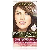 Excellence Mocha Ash Brown by L'Oreal Paris Hair Color [並行輸入品]
