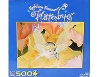 Kathleen francour-flitterbyes-blush 500pcパズル