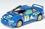 タミヤ 1/24 スポーツカーシリーズ No.205 スバル インプレッサ WRC サファリ プラモデル 24205