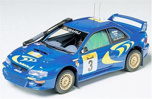 1/24 スポーツカーシリーズ インプレッサ WRC サファリ
