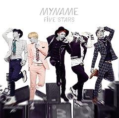 MYNAME「STARS」のジャケット画像