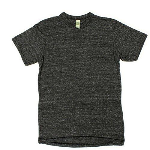 ALTERNATIVE(オルタナティブ)/Eco-Heather T-Shirts(エコヘザーTシャツ) L BK:ブラック