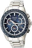 [アストロン]ASTRON 腕時計 ソーラーGPS衛星電波修正 サファイアガラ 10気圧防水 SBXB053 メンズ