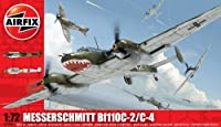 1/ 72Messerschmitt bf110C-2/ C - 4