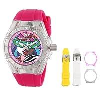 [テクノマリーン]TechnoMarine 腕時計 Interchangeable Strap Watch 113039 ユニセックス [並行輸入品]