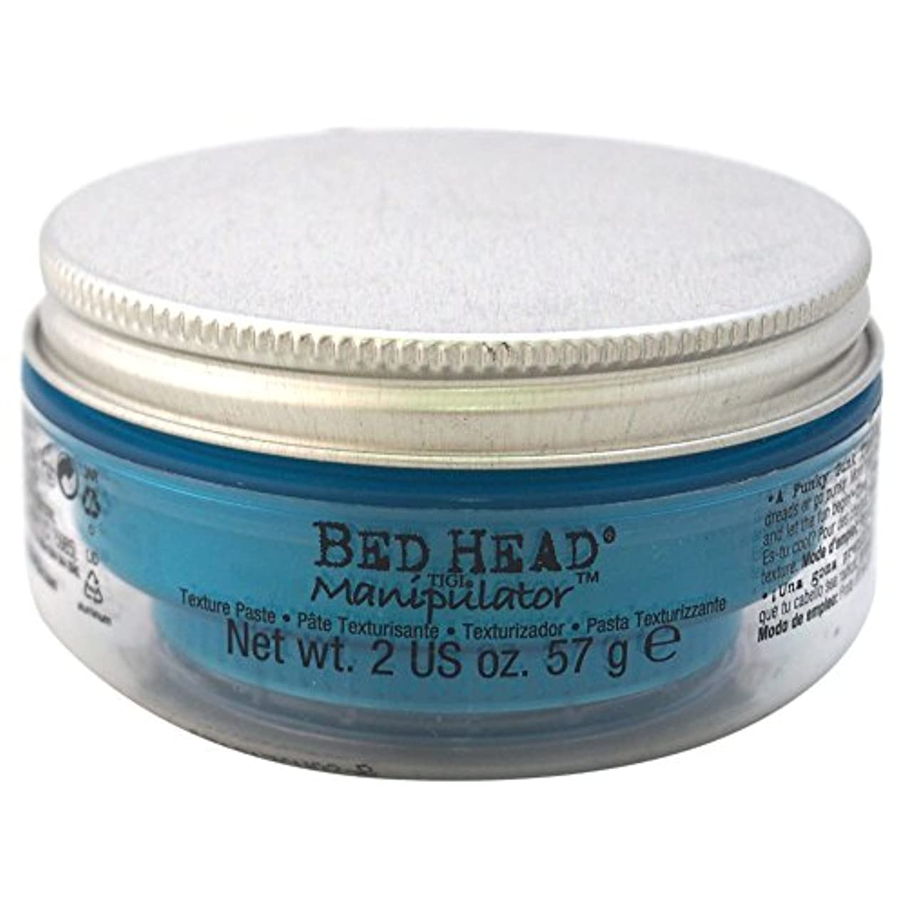 規則性写真を描くオプショナルティジー ベッドヘッドマニピュレーター テキシチヤ ペースト Tigi Bed Head Manipulator Texture Paste 57 ml [並行輸入品]