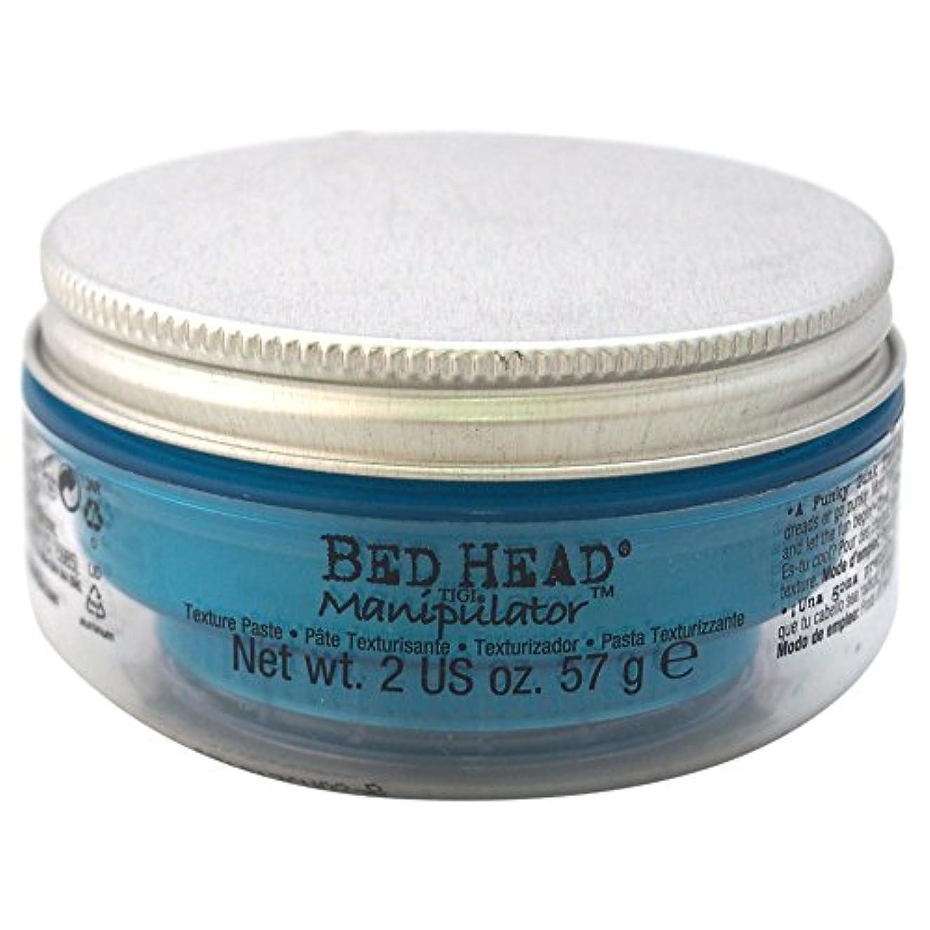一月一貫した細分化するティジー ベッドヘッドマニピュレーター テキシチヤ ペースト Tigi Bed Head Manipulator Texture Paste 57 ml [並行輸入品]