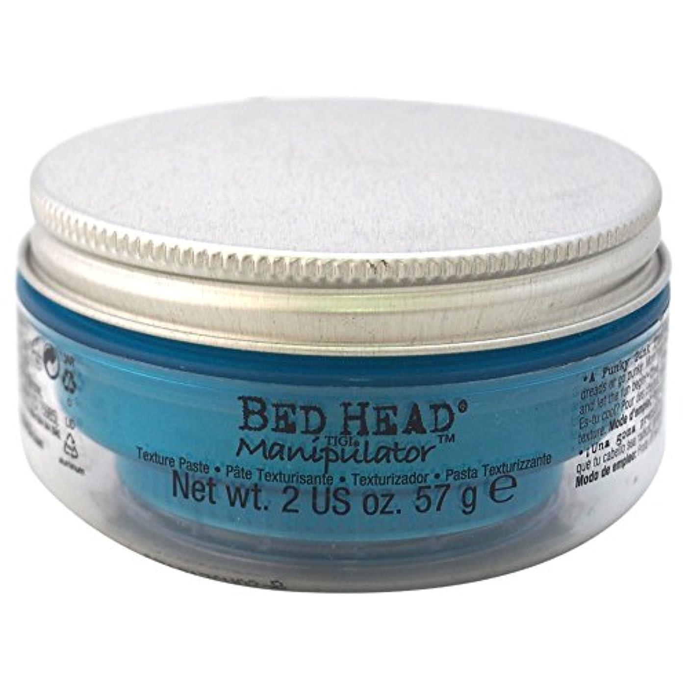 ルアー上記の頭と肩見積りティジー ベッドヘッドマニピュレーター テキシチヤ ペースト Tigi Bed Head Manipulator Texture Paste 57 ml [並行輸入品]