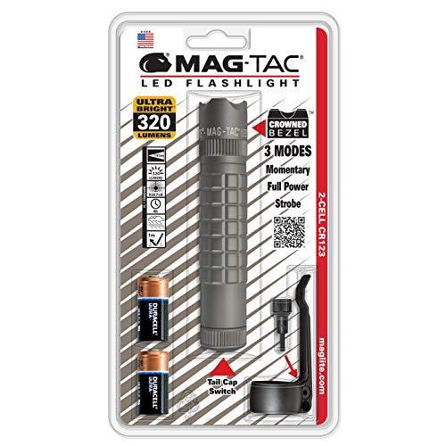 マグライト マグタックLED クラウンべゼル SG2LRC6 アーバングレー