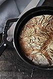 staub ストウブ 「 ココット ラウンド ブラック 20cm 」 両手 ホーロー 鍋 IH対応 【日本正規販売品】 La Cocotte Round 40509-487 画像