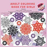 Adult Coloring Book for Girls Mandala - I like to smile. I smile even when I'm nervous since it calms me down and shows my friendliness.