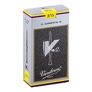 バンドーレン B♭クラリネットリード V12 :3-1/2(10枚入)CR1935