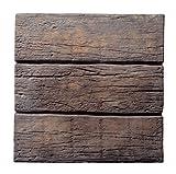 久保田セメント工業 木目調 コンクリート平板 オールドヴィレッジ 300角 1枚 93115021