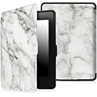 Fintie Kindle Paperwhite ケース 超薄 軽量 保護カバー オートスリープ機能付き (2016 NEW-Kindle Paperwhiteマンガモデル と 2012, 2013, 2015バージョン適応)( マーブル )