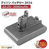 BoetpcR ダイソン バッテリーDyson DC34 DC35 DC44 DC45 DC31 互換 バッテリー 22.2V 3000mAh ダイソン 掃除機 対応 交換電池 長期1年保証