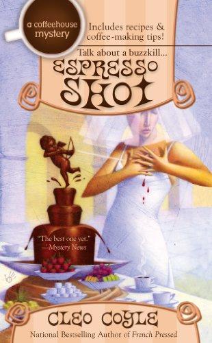 Espresso Shot (A Coffeehouse Mystery)