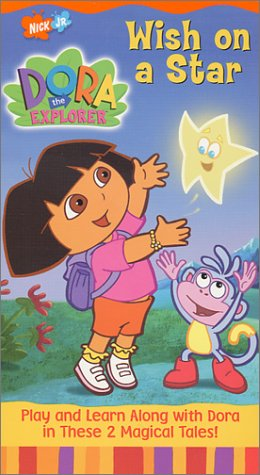 Dora the Explorer - Wish on a Star [VHS] [Import]