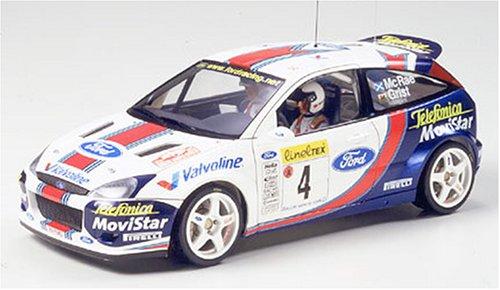 1/24 スポーツカーシリーズ フォードフォーカスRS WRC 01