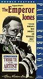 Emperor Jones/Paul Robeson Tribute [VHS] [Import]