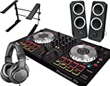 PIONEER DJスタートセット DDJ-SB2 + Z200 + ATH-M20 + PCスタンド