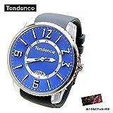 Tendence (テンデンス) 腕時計 メンズ レディース ウォッチ [男女兼用 クオーツ 人気 ブランドカジュアル 迷彩 COOL おしゃれ アナログ プレゼント にも] お得なステッカー付き (Slim Pop Blue 3H) [並行輸入品]