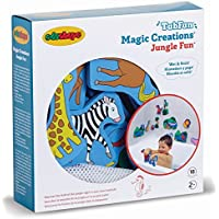 Edushape Magic Creations Jungle Fun Creative Bath Toy