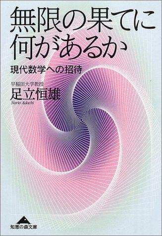 無限の果てに何があるか―現代数学への招待 (知恵の森文庫)の詳細を見る