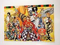 60 ワンピース スーパー歌舞伎Ⅱ クリアファイル