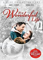It's a Wonderful Life [DVD] [Import]