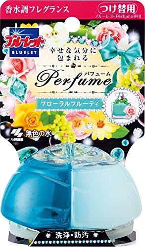 ブルーレットパフューム トイレタンク芳香洗浄剤 詰め替え用 ...