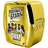 World Football Stars Top Trumps Quiz Game