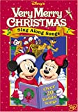 Disney's Sing Along Songs: Verry Merry Christmas [DVD] [Import]