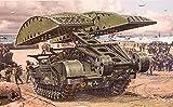 エアフィックス 1/76 イギリス軍 チャーチル架橋戦車 プラモデル X-4301V