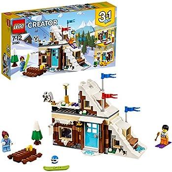 レゴ(LEGO) クリエイター ウィンターバケーション (モジュール式) 31080