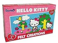 Hello Kitty Felt Creations