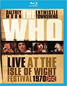 The Who Live at the Isle of Wight Festival 1970 [Blu-ray] [Import]