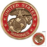 おもちゃ United States Marines Cutout Coin [並行輸入品]