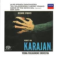 R.Strauss: Also Sprach Zarathustra.Etc. by Herbert Von Karajan