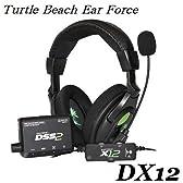 【軽量!!】ノイズカットに優れたワイヤレスゲーミングヘッドセット / Xbox360 Turtle Beach Ear Force DX12 Dolby Surround Sound Gaming Headset