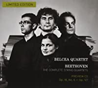 Complete String Quartets by LUDWIG VAN BEETHOVEN (2007-09-01)